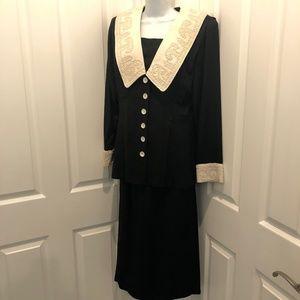 Sarah Elizabeth Vintage Jacket & Skirt 10